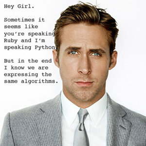 Ryan Gosling Hey Girl Silicon Valley