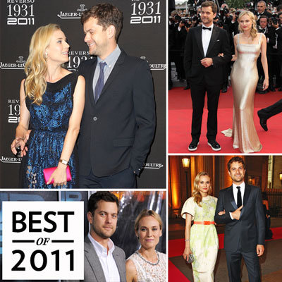 Diane Kruger and Joshua Jackson Most Stylish Couple 2011
