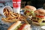 Five Guys Burgers Opens in Westwood