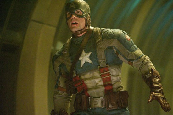 10. Captain America: The First Avenger