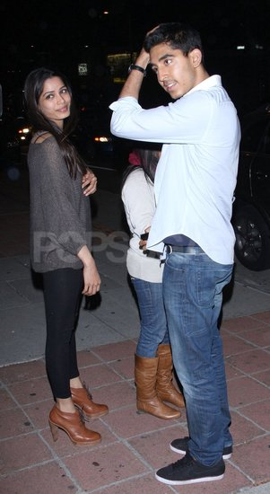Dev Patel and Freida Pinto Are Going Strong at Dinner in LA