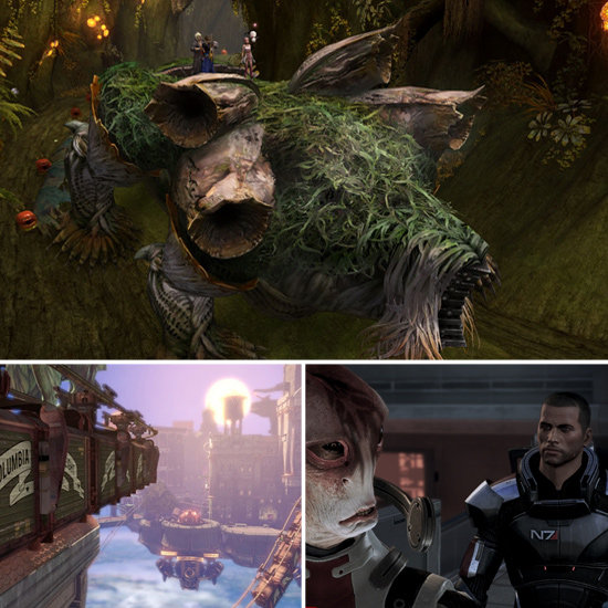 6 Must-Have Video Games in 2012