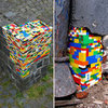 LEGO Street Art