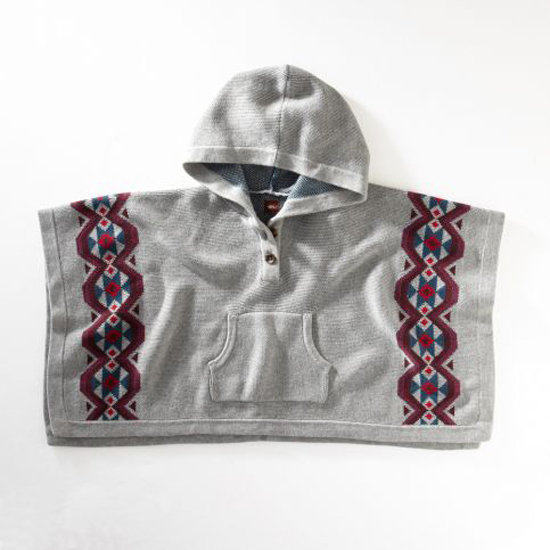 Tea Collection Dulce Sarape Poncho ($54.50)