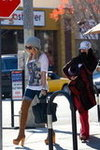 Ashley Tisdale and Vanessa Hudgens at Kings Road Cafe in Studio City