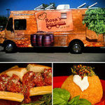 Rosa's Bella Cucina Truck Los Angeles Menu