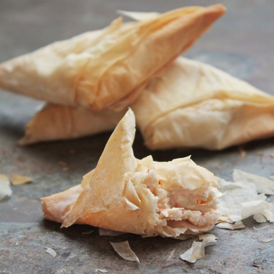 low fat crab rangoons
