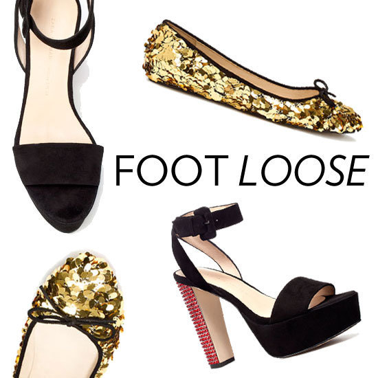 Get foot loose with 15 of our favorite shoe picks. The dance floor won't know what hit it.