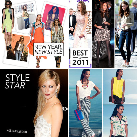 Fab Recap — TV's Chicest Moments of 2011, Our Editors' NYE Resolutions, and More!