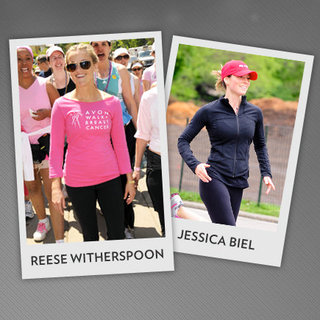 Vote in FitSugar's Fittest Female Celeb 2011 Bracket
