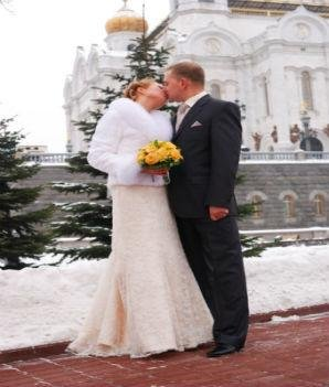Winter Wedding Inspiration from The Knot
