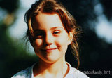 Kate Pictured Aged Five