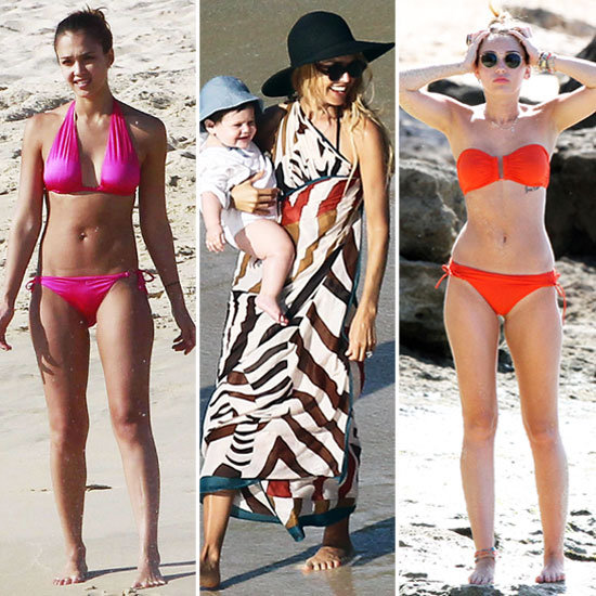 20 Celeb-Inspired Looks For Your Next Beachy Getaway