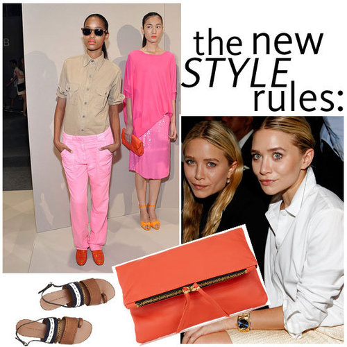 Style Resolutions to Make And Keep in 2012: The New Fashion Rules to Play By!