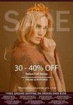 Winter Sale at Madison Boutiques