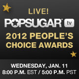 Watch PopSugar LIVE and Backstage at the People's Choice Awards!