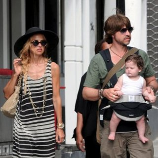 Rachel Zoe Shopping in St Barts Pictures With Skyler Berman