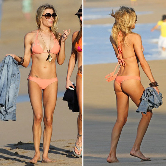 LeAnn Rimes Models a Skimpy Bikini on Her Latest Tropical Getaway