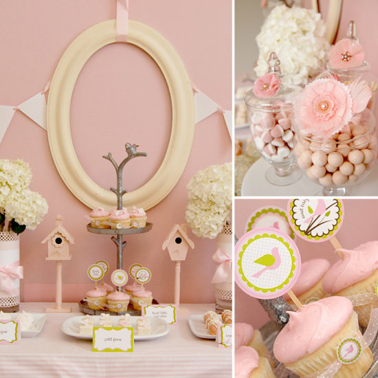 Pink Bird Themed Baby Shower This weekend, Reality TV stars collided outside of the city in Atlantic City ...