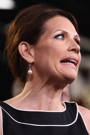 Michele Bachmann Is Very Quotable