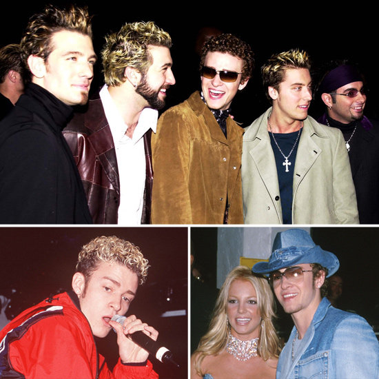 JT Turns 31! We Remember His Boy Band Days