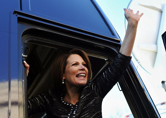 "Michele Bachmann Signs a ""Marriage Vow"""