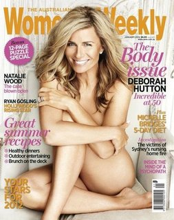 Amid criticism that her January 2012 Australian Women's Weekly cover ? on ...