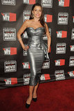 Sofia Vergara wore a silver Temperley London dress in 2011.