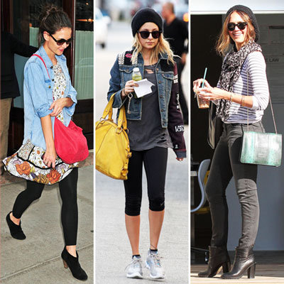 Celebrity Colorful Designer Bags