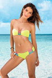 Alessandra Ambrosio and Lily Aldridge Rock Bikinis For a New VS Campaign