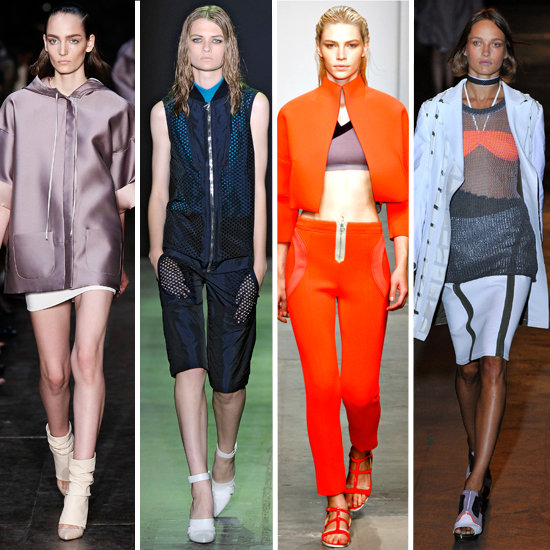 Spring 2012 Trend: Sporty