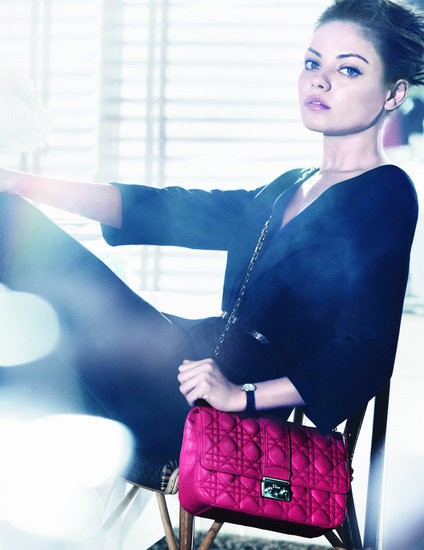 Mila Kunis looks gorgeous in the new Dior ad campaign!
