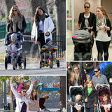 Mommy's Lil Helpers: Where Celebrity Moms Turn For Childcare Help