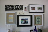 Inexpensive Wall Gallery