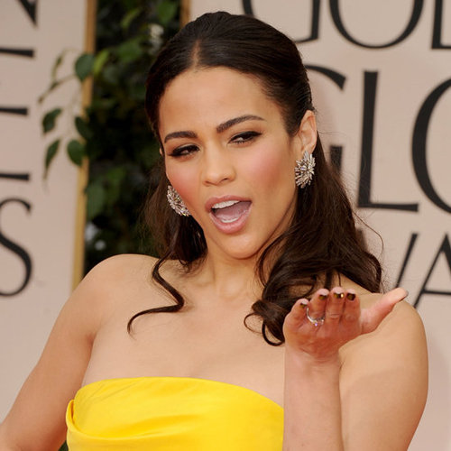 Golden Globes Manicures and Nails