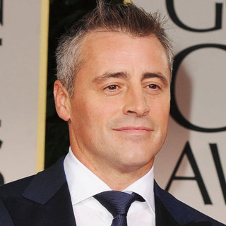 Matt LeBlanc Golden Globe For Best TV Actor, Musical or Comedy