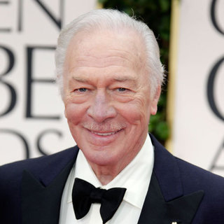 Christopher Plummer Golden Globe For Best Supporting Actor