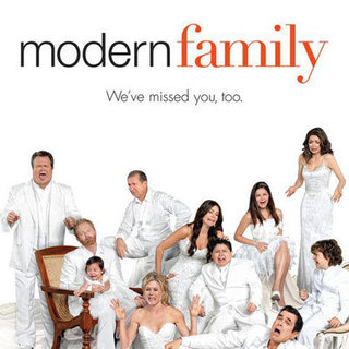Modern Family Golden Globe TV Series, Musical or Comedy
