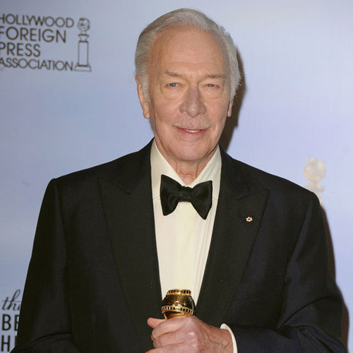 Christopher Plummer Quotes Golden Globes Press Room 2012