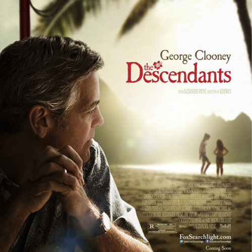 The Descendants Wins Golden Globe For Best Drama Movie