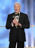 Christopher Plummer took home a Golden Globe for Beginners.