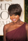Viola Davis at the Golden Globes.