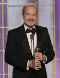 Kelsey Grammer won a Golden Globe.