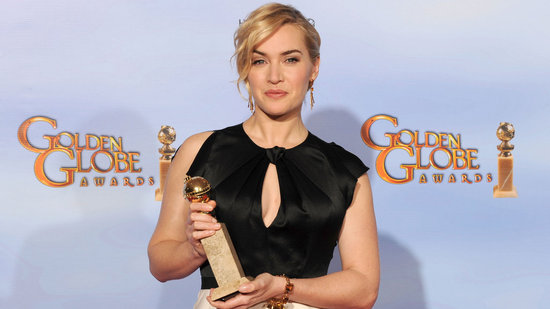 Video: Kate Winslet Reveals Her Dream Role in the Golden Globes Press Room