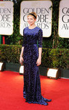 Michelle Williams in a Jason Wu gown.