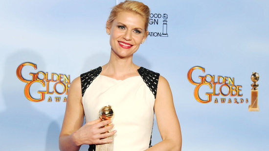 Video: Claire Danes Talks About How Homeland Has Changed Her in the Golden Globes Press Room