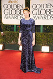 Michelle William at the Golden Globes.