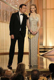 Michelle and George Take Home Big Wins at the Star-Studded Golden Globes