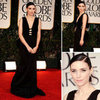 Rooney Mara at Golden Globes 2012