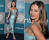 Miranda Kerr in Dolce &amp; Gabbana at InStyle Golden Globes Afterparty